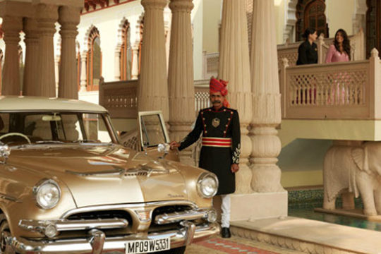 Rambagh Palace at Jaipur