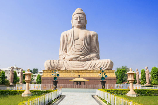 Buddhist Tour in India with Bodhgaya